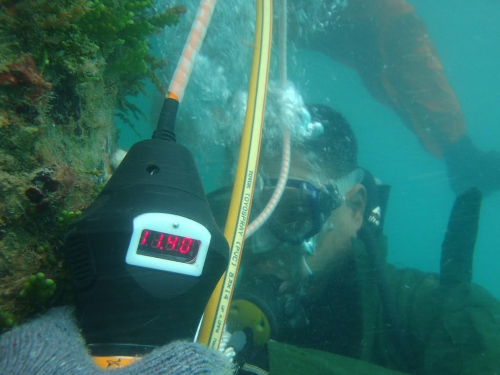 Survey & Underwater Work